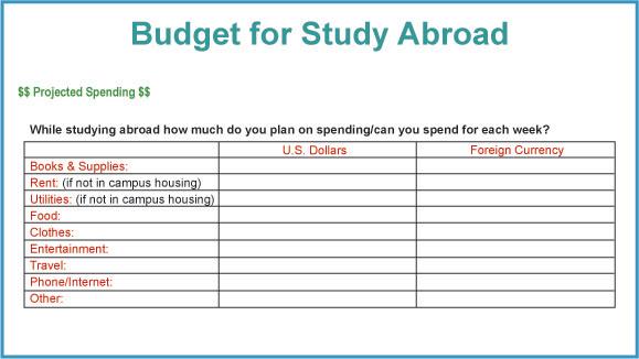 StudentsabroadCom  Study Abroad Handbook Sweden Financing Study
